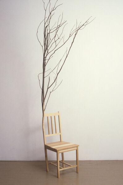 Paul Villinski, 'How The Wind Tells Me (Second Iteration)', 1991