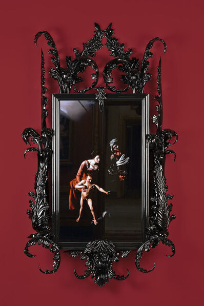 Mat Collishaw, 'Black Mirror, Leo Minor', 2014