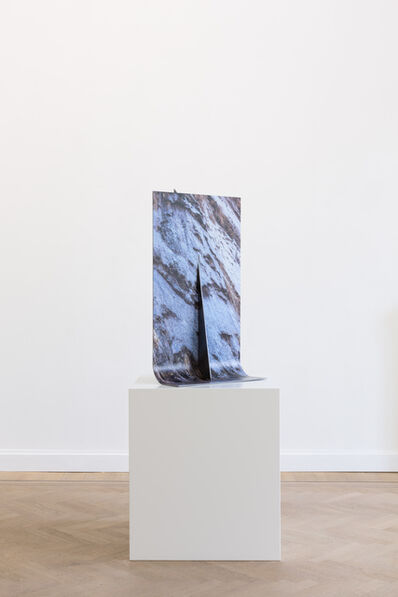 Letha Wilson, 'Weeping Rock Rolled Steel', 2019