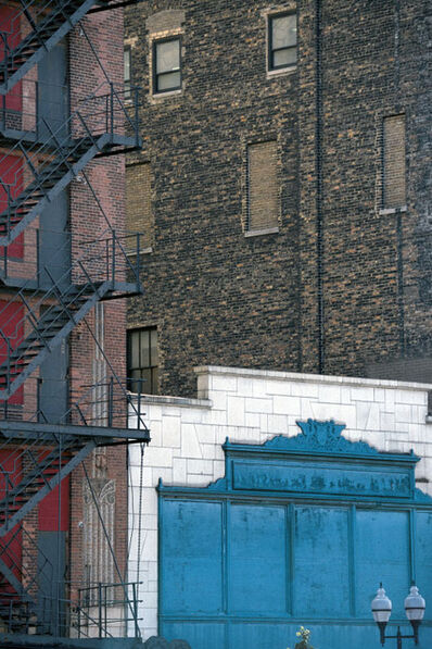 Franco Fontana, 'Chicago', 2001