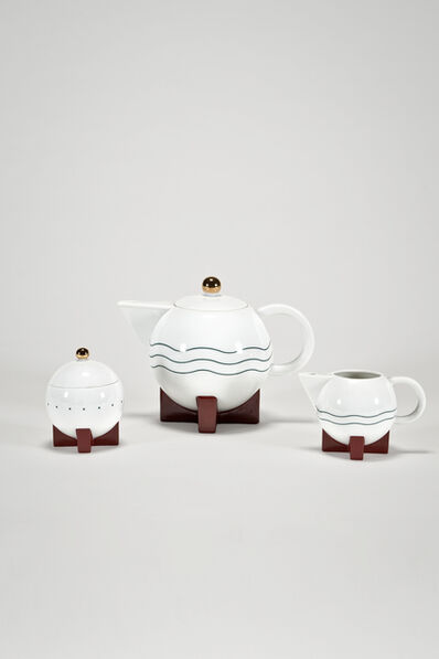 Michael Graves, 'The Little Dripper Coffee Set by Michael Graves for Swid Powell', 1985