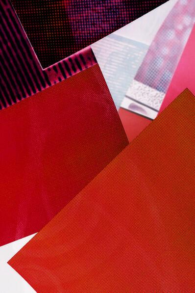 Robyn Voshardt/Sven Humphrey, 'Domination of Red I', 2012