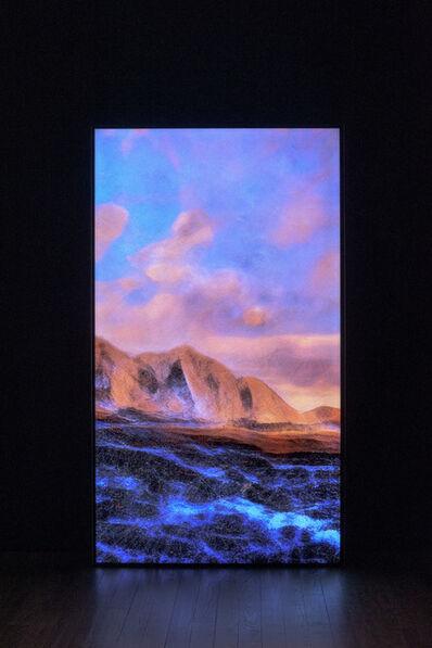 Refik Anadol, 'Quantum Memories Nature Studies', 2021