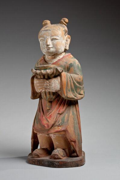 'Celestial Youth (Dongja) Altar Attendant', 1392