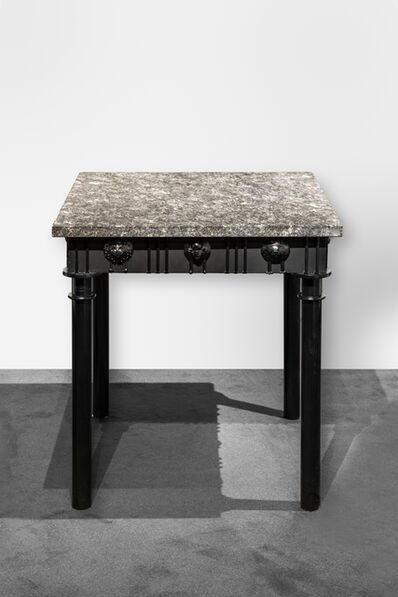 "Jean-Marie Fiori, '""Dorique"" Table', 2017"