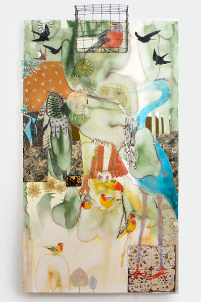Anne Gregory, 'Tom's Birds', 2019