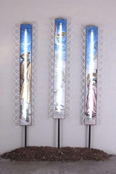 """Boris VISKIN, 'GIOTTO: """"La resurrección de la pintura""""', 2007"""
