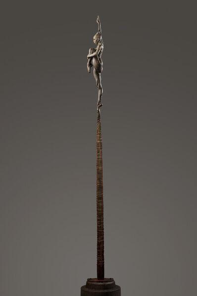 Richard MacDonald, 'Verity, Column (Contemporary Spire I)', 2012