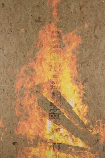 Peter Sutherland, 'Bonfire 9', 2014