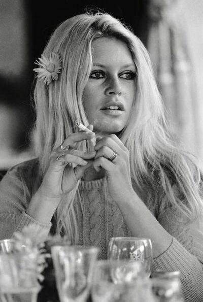 Terry O'Neill, 'Brigitte Bardot Shalako, Deauville', 1968