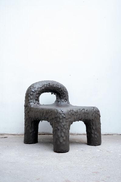 gt2P, 'Remolten N1: Monolita Low Chair 15, Mahuanco, Osorno Volcano', June 3rd-2019