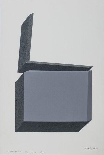 Giuseppe Uncini, 'Untitled', 1976