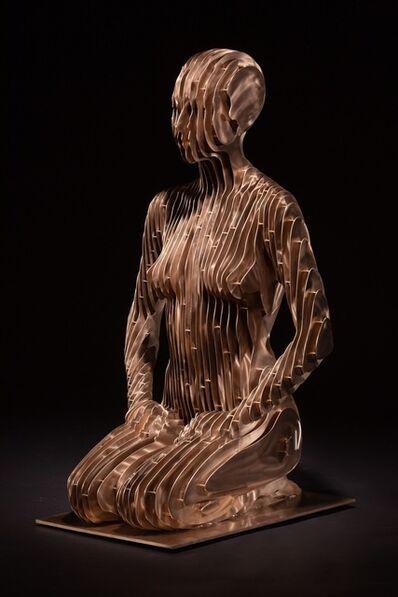 Julian Voss-Andreae, 'Onah Bronze', 2019