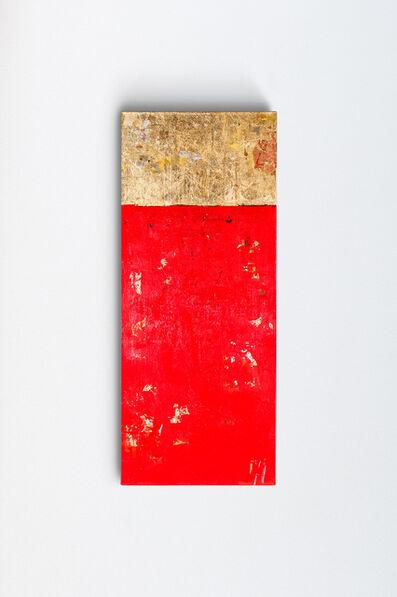 Takefumi Hori, 'Gold & Colour XXIX'