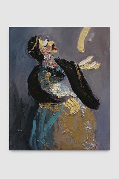 Alida Cervantes, 'Santa En Oracion', 2017