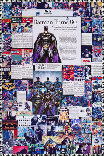 DJ Leon, 'Batman's 80th Bday', 2020