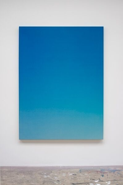 Oliver Marsden, 'Fade XVI (Blue)', 2014