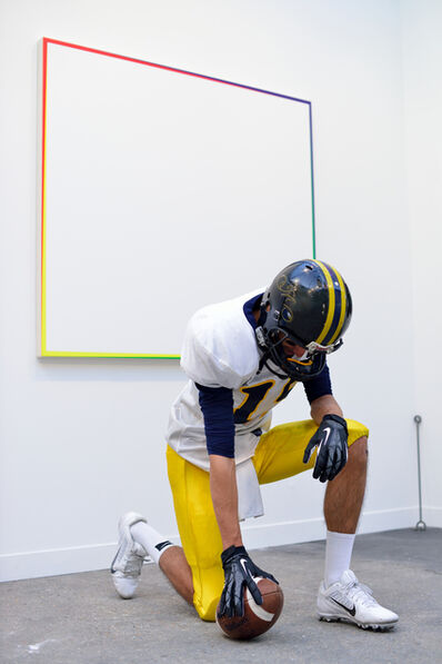 Pierre Joseph, 'Character to Be Reactivated (Football Player, Mousquetaire)', 2013