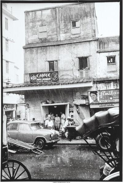 Allen Ginsberg, 'Hotel Caifee, Calcutta', 1971