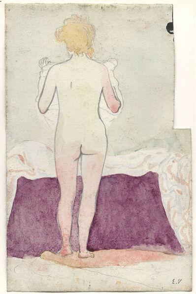 Édouard Vuillard, 'Nu de dos', ca. 1890