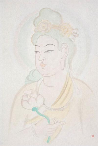 Wu Yi 武艺, '菩萨', 2014