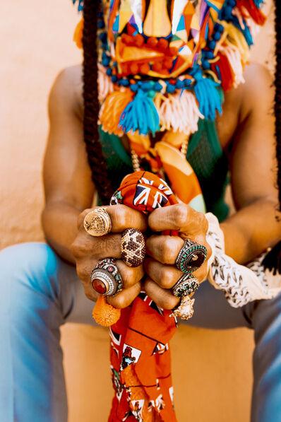 Jayde Gibbons, 'Bass & Drum', 2019