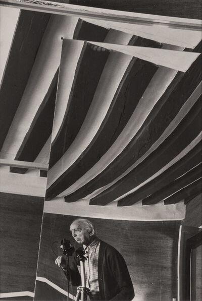 André Kertész, 'Self-Portrait', 1984