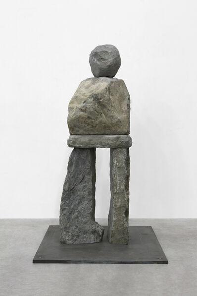 Ugo Rondinone, 'the fit', 2019