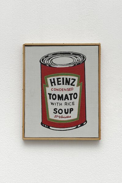 Richard Pettibone, 'Heinz Tomato Soup', 1966
