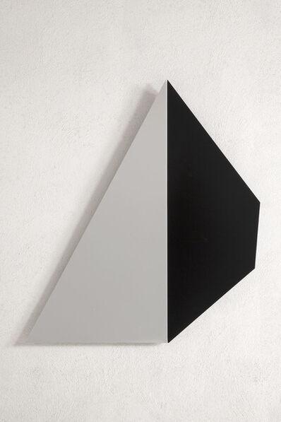 Teodosio Magnoni, 'Sulla linea 3', 2010