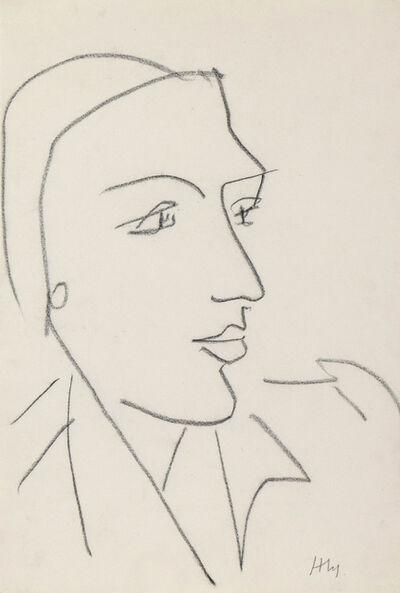Henri Matisse, 'Tête de Profil', 1950