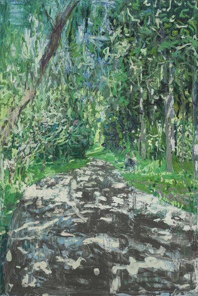 Zhang Jian 章剑, 'Path in Wangjing Park No.1', 2014