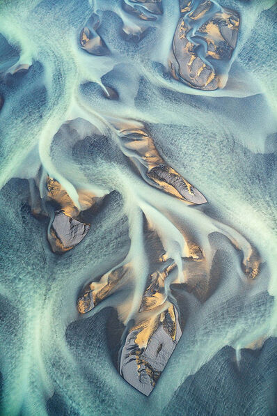 Stephen King 金昌民, 'River Delta 33', 2017