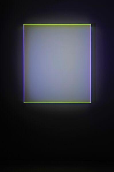 Regine Schumann, 'Color Satin Berlin Deep Orange', 2017