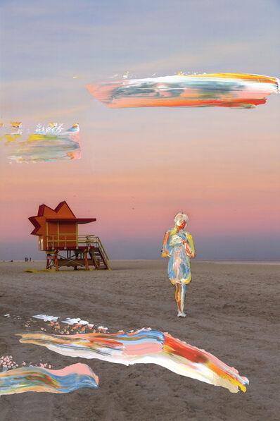 Madeleine Gross, 'Miami Beach Sunset Tower', 2020