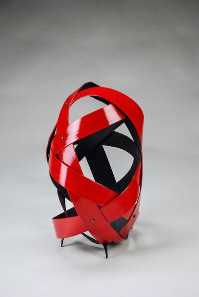 Jiro Yonezawa, 'AKAIKAGE (RED SHADOW)', 2018