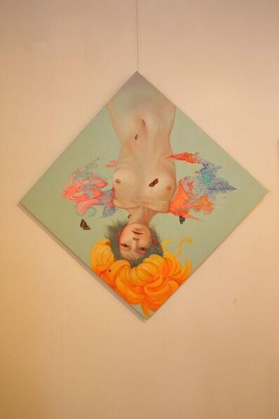 Sachiyo Aoyama, 'Collision of Breeze', 2010
