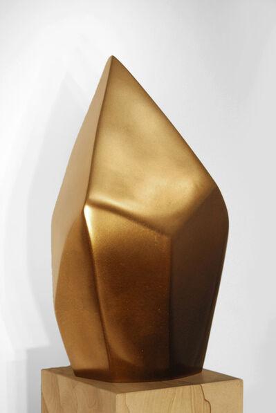Heinz Mack, 'Little Crown (1. Guss: Hell patiniert)', 2011
