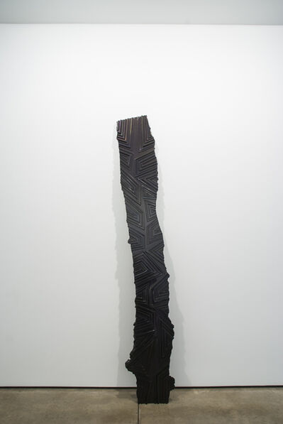 Jason Middlebrook, 'Inspired by the Shape, the Grain, and History', 2014
