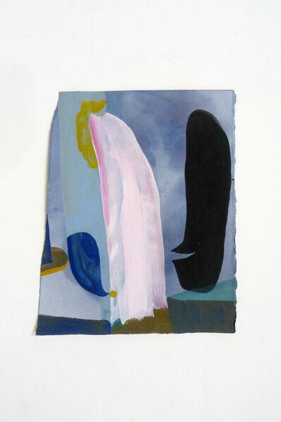 Keiko Narahashi, 'untitled (pink slip)', 2018