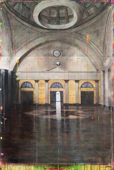 Peter Waite, 'Train Station / Barcelona ', 2017