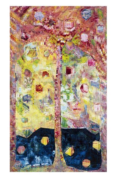 Sassan Behnam-Bakhtiar, 'Breathing Pomegranate Garden', 2018-2019