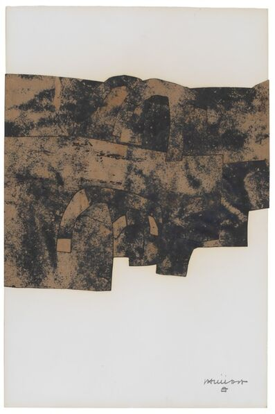 Eduardo Chillida, 'Untitled ', 1971
