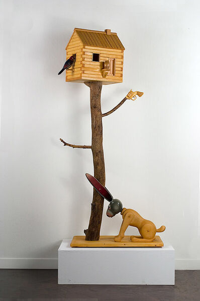Michael Stevens, 'Cliff Doesn't Live Here Anymore', 2006