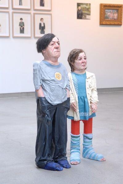 Enrique Marty, 'Children Parents', 2009