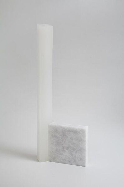 Estela Sokol, 'sem título (mastro)', 2016