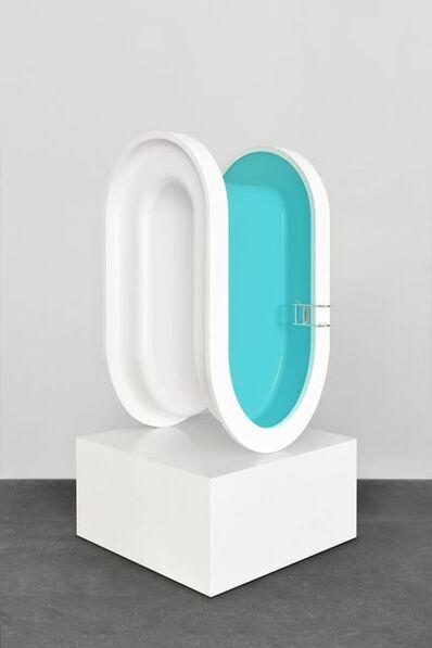 Elmgreen & Dragset, 'Human Scale (Bent Pool)', 2019