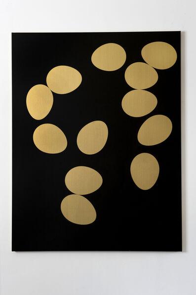 Gavin Turk, 'GT Eggs Gold ', 2012
