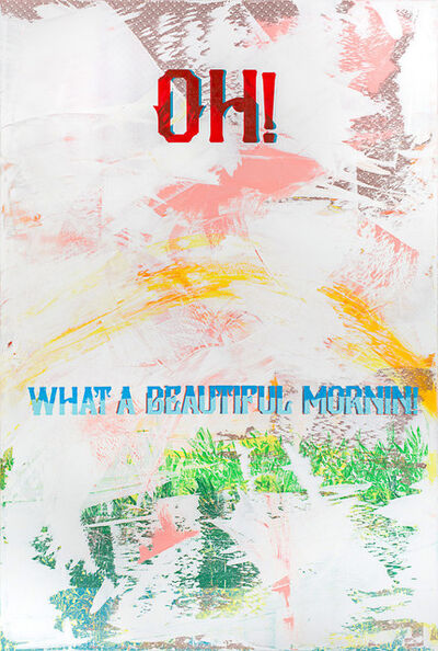 Zefrey Throwell, 'Oh, What a Beautiful Mornin!', 2015