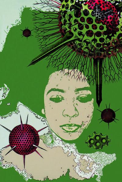 Sonia Mehra Chawla, 'METAMORPHOSING FEMALE I', 2011